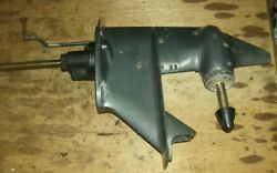 25hp 2 Cylinder Yamaha Outboard Lower Unit 25dm 695 313857 Early 80