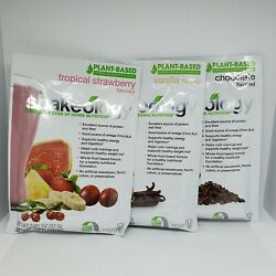 Shakeology - 3 Single Packets - Varieties - New And Free Shipping