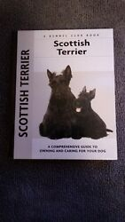 Scottish Terrier by Muriel P. Lee Comprehensive Owner's Guide: hc book cute dogs