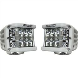 Rigid Industries D-ss Series Pro Driving Led Surface Mount - Pair - White