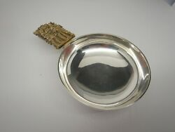 Hector Miller Solid Silver And Silver Gilt Bowl Aurum York Minister 1972