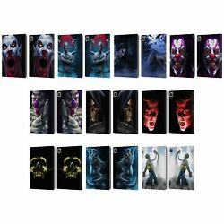Official Tom Wood Horror Leather Book Wallet Case Cover For Apple Ipad