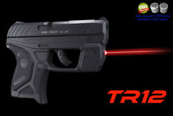 Armalaser Tr12 Red Laser Sight For Ruger Lcp 2 W/ Grip Activation - Fits Lcp Ii