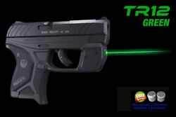 Armalaser Tr12 Green Laser Sight For Ruger Lcp 2 W/grip Activation - Fits Lcp Ii