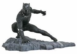 Marvel Select Gallery: Black Panther PVC Figure Statue Figurine new loose