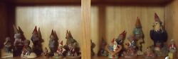 Tom Clark Gnomes Lot Of 18 Used, 9 Autographed, Excellent Condition