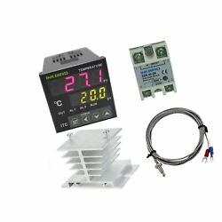 Inkbird AC 100 - 220V ITC-100VH Outlet Digital PID Thermostat Temperature Con...