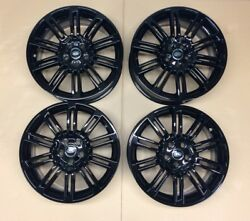 Land Rover Discovery 3 And 4 20andrdquo Alloy Wheels Genuine