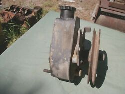 1970and039s Pontiac Grand Prix Bonneville Catalina Power Steering Pump Used Parts.