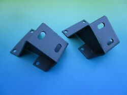 Pair Of Reconditioned Oem Engine Mounts 6-cylinder Triumph Tr5 Tr250 And Tr6