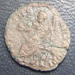 Maximian Ii Antioch Syria. Great Persecution Of Christians By Romans. 312 Ce