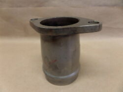Exhaust Stack. Dementions - Flat Side 1.406in Big Side Outer Measurement 1.721in