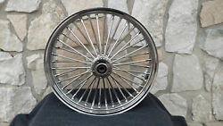 18x4.25 Dna Fat Spoke Mammoth Rear Wheel 2008-up For Harley Heritage Deluxe