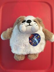 Pop Out Pets Plush Toy Get 3 Stuffed Animals in One Bulldog Labrador