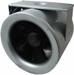 MK-10 In-Line Mixed-Flow Hydroponic Ventilation Fan Duct Booster 10