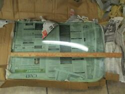 Volvo Windshield 2 Pieces 03084298 And 03094300 As Pictured Nos