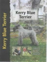 Kerry Blue Terrier (Pet Love) by McLennan Bardi Hardback Book The Fast Free