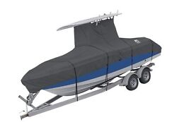 Classic Accessories Stormpro Heavy-duty Center Console T-top Roof Boat Cover