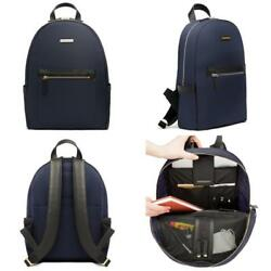 Archer Brighton Cara Laptop Backpack Womens 13 Business Travel Leather...