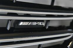New Genuine Mercedes S Class S65 Amg W222 Radiator Grille Black A2228800283