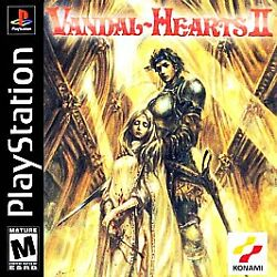 Brand New Factory Sealed Vandal Hearts Ii 2 Ps1 Sony Playstation 1 1999