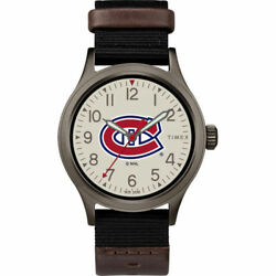 Montreal Canadiens Timex Clutch Watch