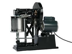 Senior Electric Can Sealer Model 8000