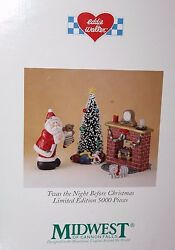 Midwest Of Cannon Falls Eddie Walker Twas The Night Before Christmas 2871/5000