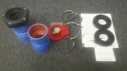 Tides Marine Sure Seal S096176 2-1/2 Shaft Seal Kit With Spare Seal Carriers