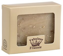 OATMEAL Unscented Herbal Soap Bar All Natural by Fabulous Frannie