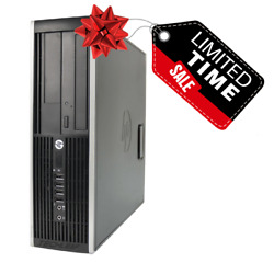 Custom Build HP Desktop Computer 16GB 2TB SSD Windows 10 Windows 7 PC WiFi $198.55