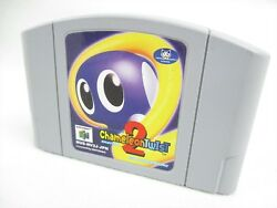 Nintendo 64 CHAMELEON TWIST 2 Cartridge Only JAPAN Game n6c