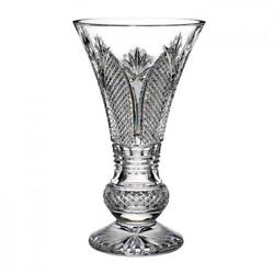 Waterford Clear Crystal 14 Dunmore Vase Brand New In Box