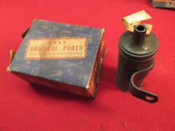 Nos Auto-lite Coil Assembly 6 Volt Ce3224vs Chevy Olds Cadillac Chrysler