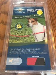 New Premier Gentle Leader Easy Walk Small Dog Animal Harness Pet Ships N 24h