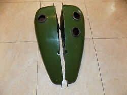 42 - 45 Indian Scout 741 Gas Fuel And Oil Tank