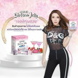 GDM Blossom Jelly Drink for Slimming Healthy Skin Block Burn Detox 20SachetsBox