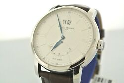 Baume And Mercier Classima Executive Menand039s Stainless Steel Watch M0a08879