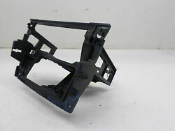 BMW 328I STEREO BRACKET & CLIMATE CONTROL HOUSING SUPPORT FRAME