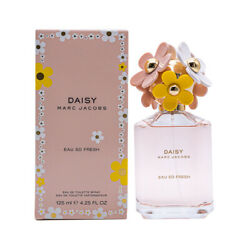 Marc Jacobs Daisy Eau So Fresh by Marc Jacobs 4.2 4.25 oz Perfume for Women $49.77