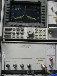 Hp 70340a Synthesized Signal Generator 1 - 20 Ghz1 Hz Resolution -90 To +13 Dbm