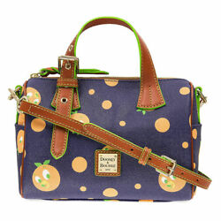 NEW WOMEN'S DOONEY & BOURKE DISNEY ORANGE BIRD SMALL KENDRA SATCHEL HANDBAG BAG