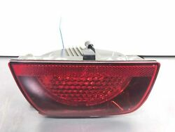 Driver Side Lh Inner Tail Light Assembly Wrs Rally Sport Chevy Camaro 10 - 13