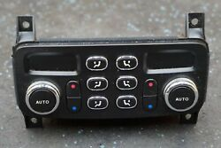 Rear AC Heater Climate Control Switch 3W5907049A Bentley Continental Flying Spur