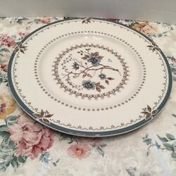 Royal Doulton China Dinner Plate Old Colony