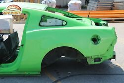 ⭐ 2010 - 2014 FORD MUSTANG GT COUPE REAR LEFT SIDE BODY QUARTER PANEL CUT OEM