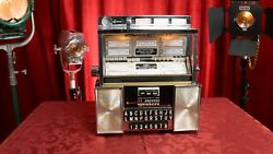 Seeburg Stereo Consolette Jukebox Wallbox Mp3 Player Conversion
