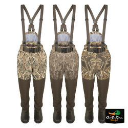 Drake Waterfowl Guardian Elite Insulated Breathable Camo Waist High Waders