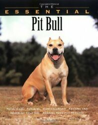 The Essential Pit Bull Terrier (Essential Guide) by Howell Book House Paperback
