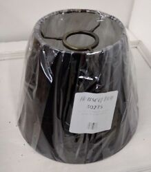 House Of Troy 40275 Light Lamp Shade Black Parchment